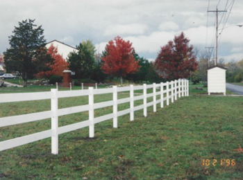 Alpine Fence