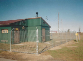 Industrial and Commercial Fence